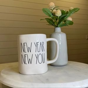 Rae Dunn    New Year New You Mug